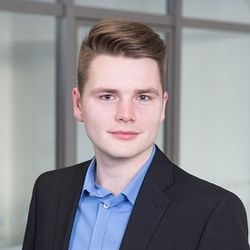 Porträt Christia Oelliger, Managed Workplace Consultant