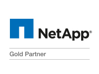 NetaApp Gold Partner Logo